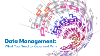 Data management - what you need to know-1